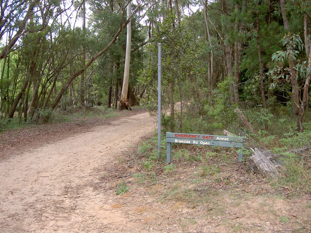 James Rd service trail (14254)