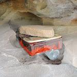 Log book box in Attic Cave (143826)