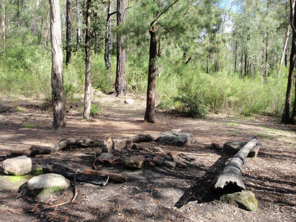 Lower Lincoln Campsite