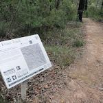 Sign post about Jack Evans Track (144867)
