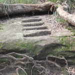Rock cut steps (146925)