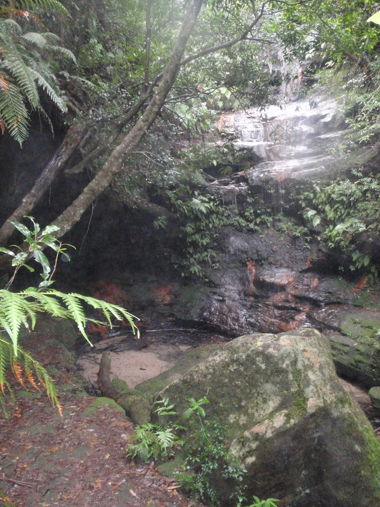 Clarinda Falls