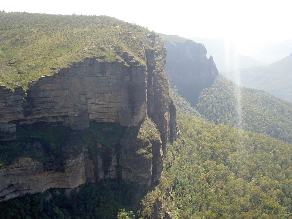 Grose Valley from George Phillips Lookout