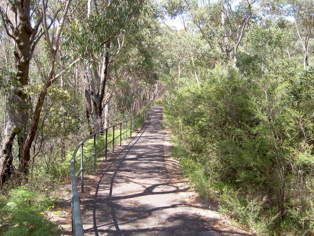 Fairfax Track