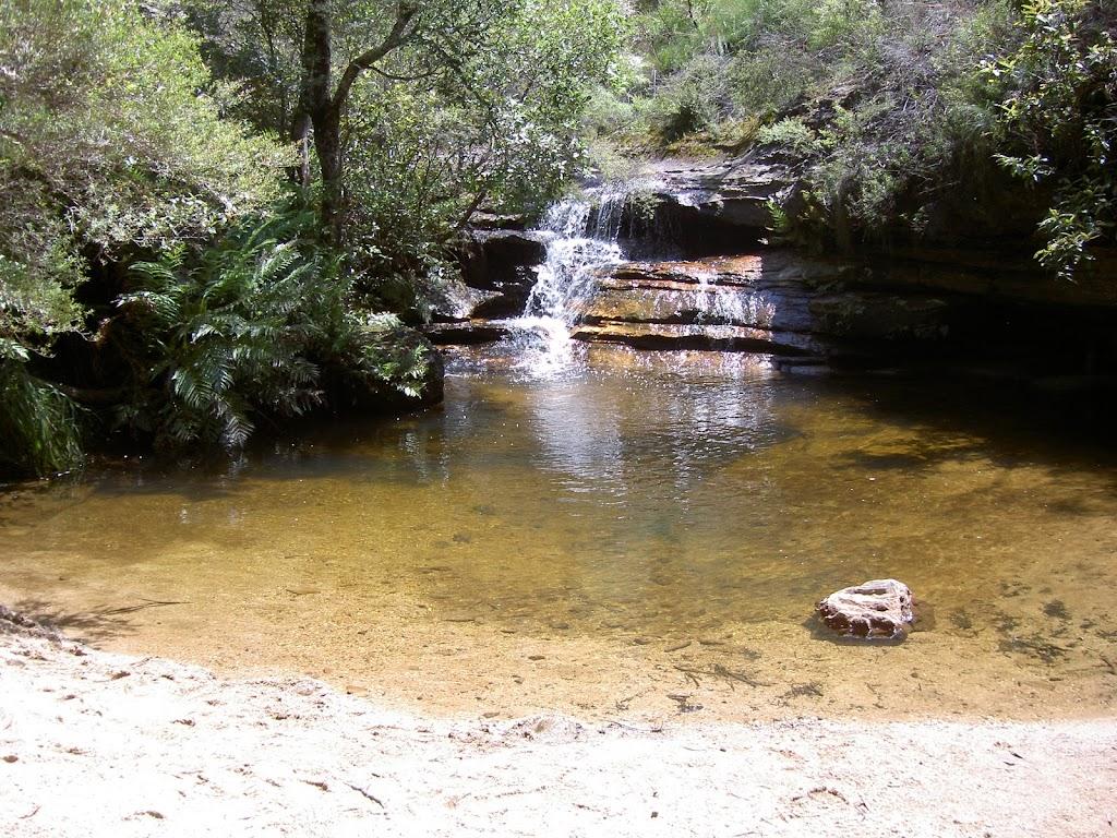 Pope's Glen Creek
