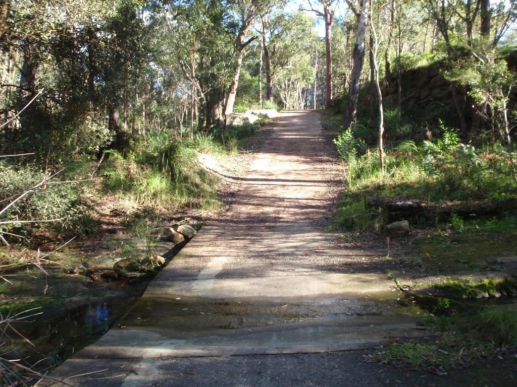 Causeway on Blackwattle trail