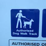 Dog Friendly track