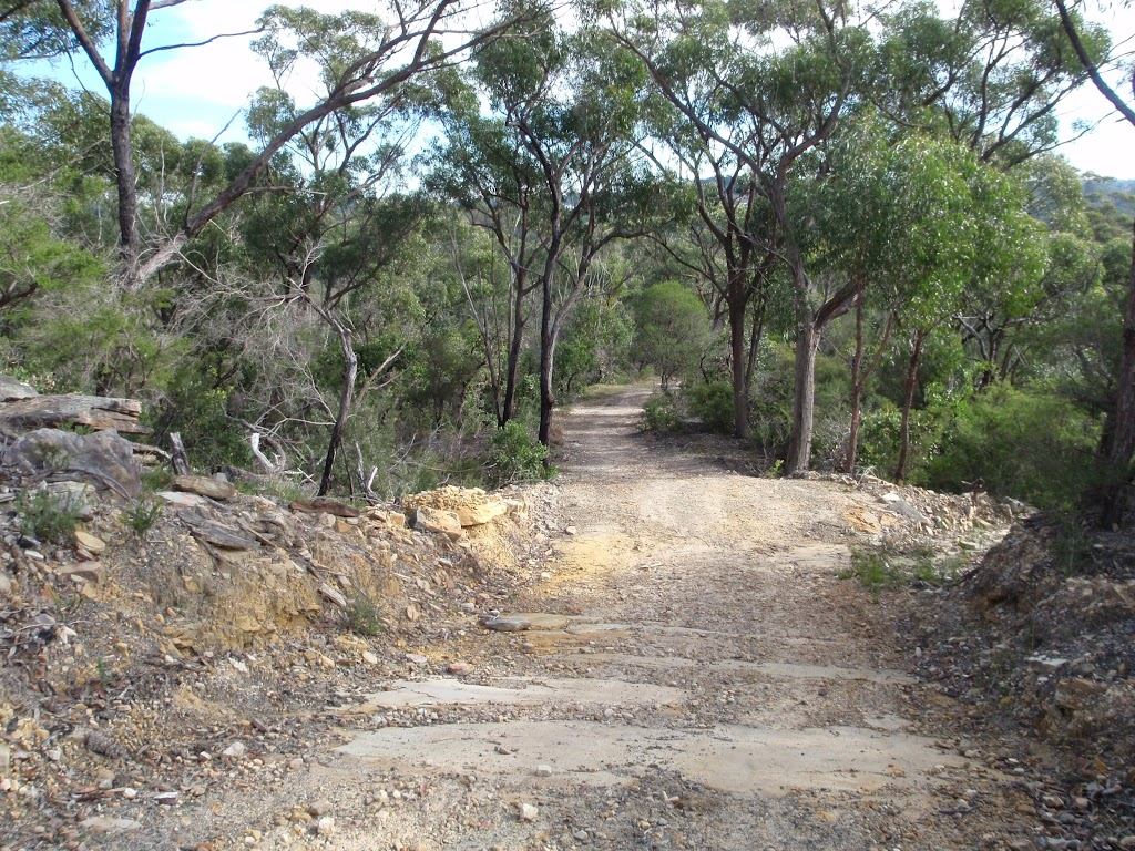 Stringybark Ridge management trail (153397)