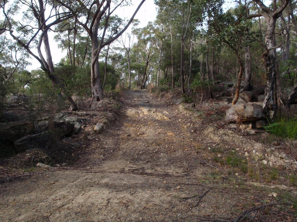 Near the bottom of Stringybark ridge (153433)