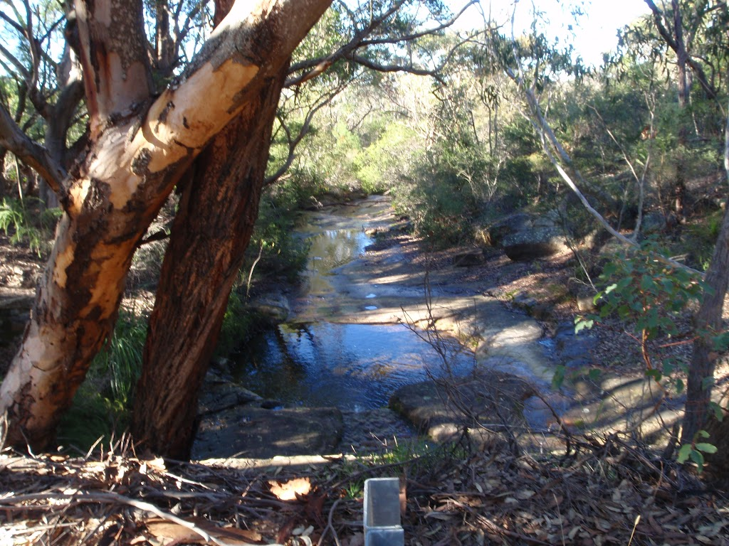 Salvation Creek from West Head Rd