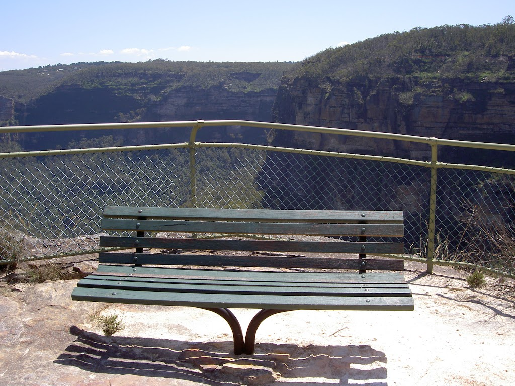 Seat on lower lookout (15631)
