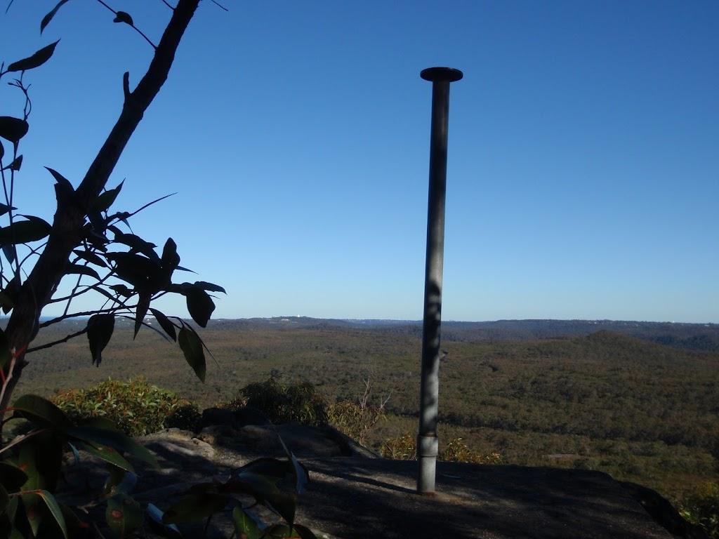 The Willunga trig point