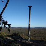 The Willunga trig point