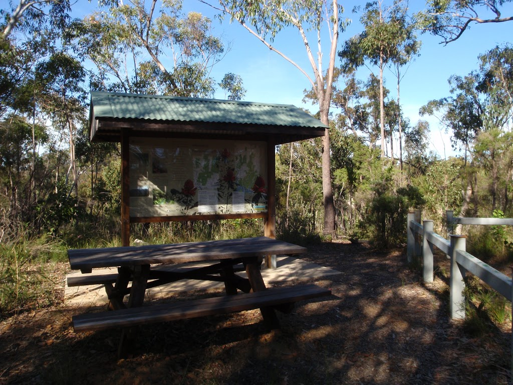 The Ironbark picnic area