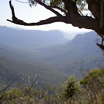 Grose Valley from Cliff Top Walk