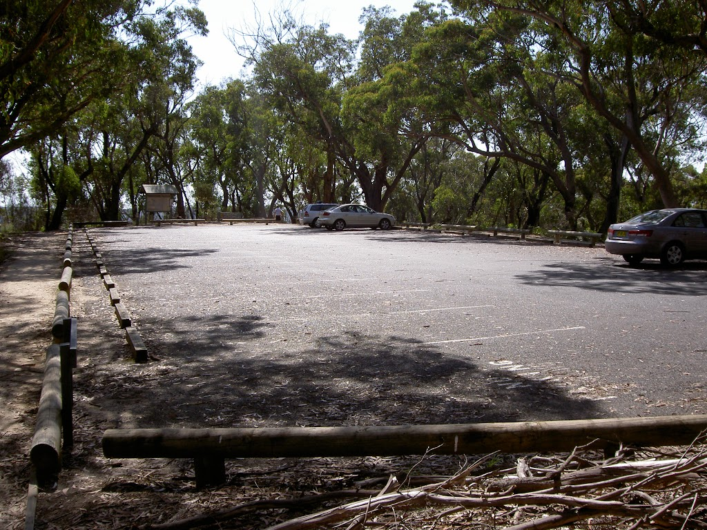 Evans Lookout car park (15982)