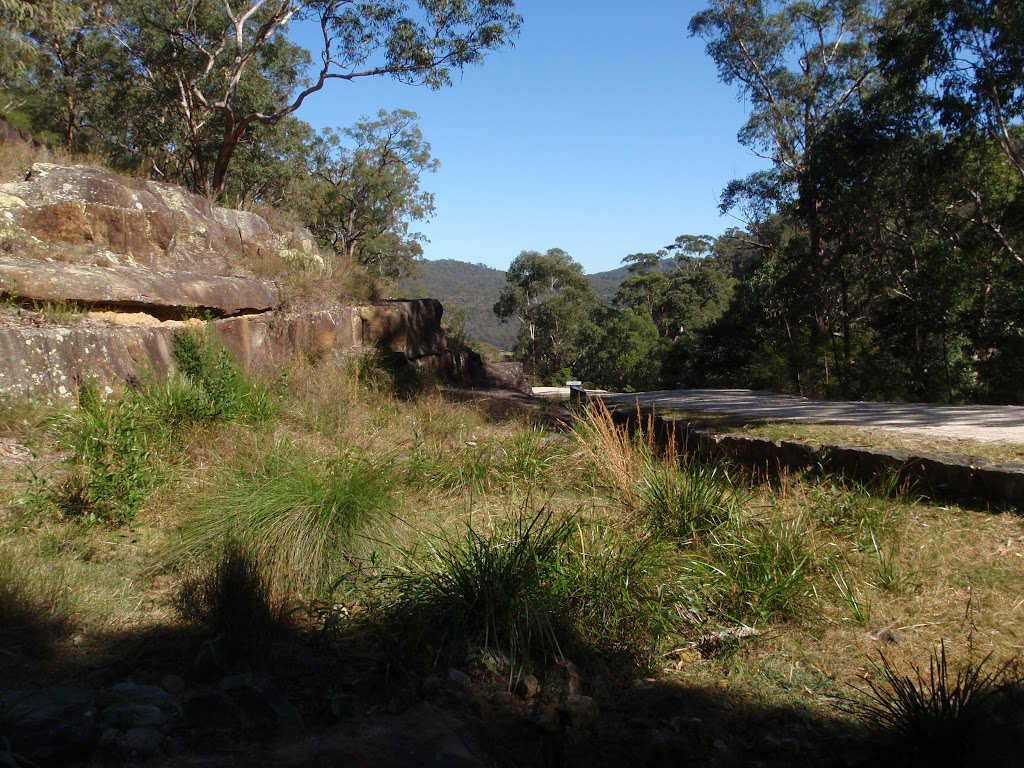 Old quarry site on the Old Great North Road (162694)