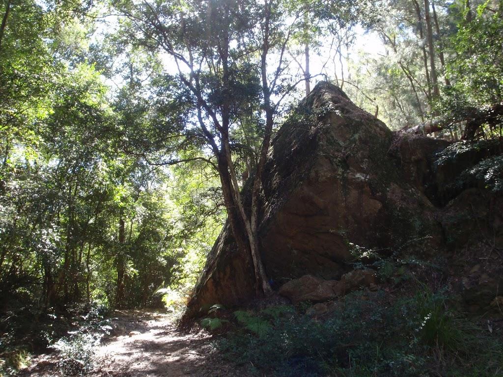 Nice boulder scenery