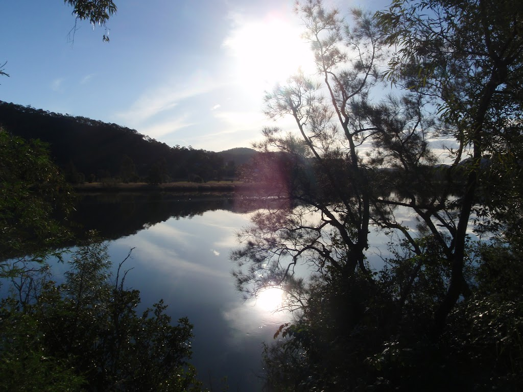 Reflections across the Hawkesbury (163876)