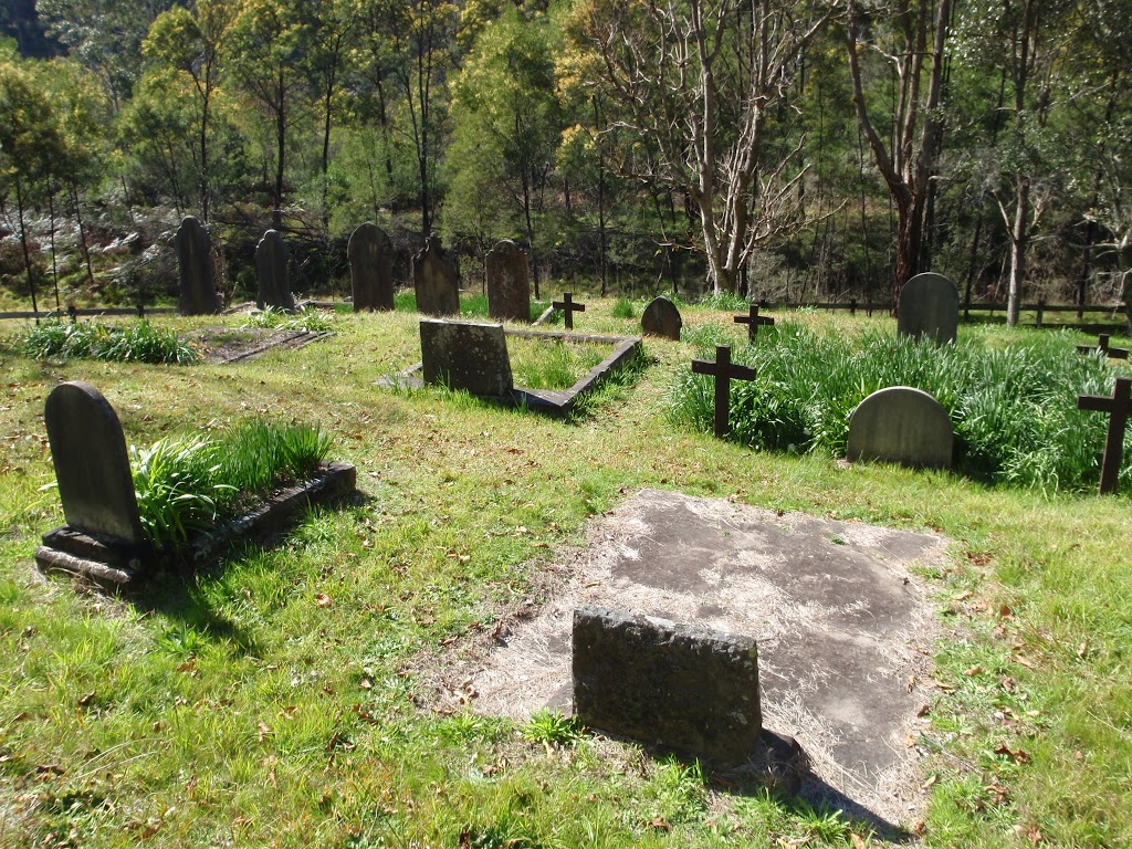 Upper Mangrove cemetery
