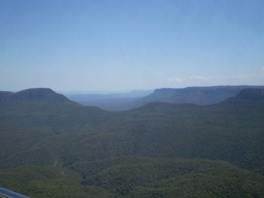 Jamison Valley from Echo Point