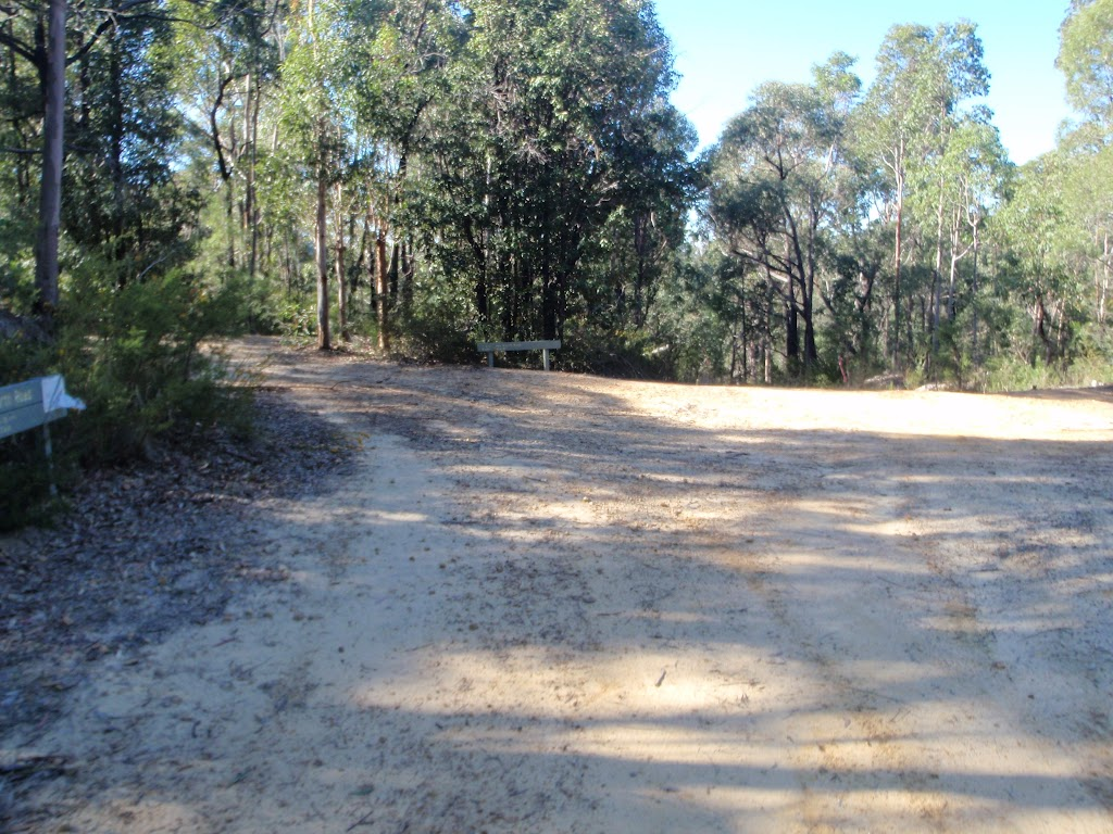 Intersection of the OGNR and Donnys track (170063)