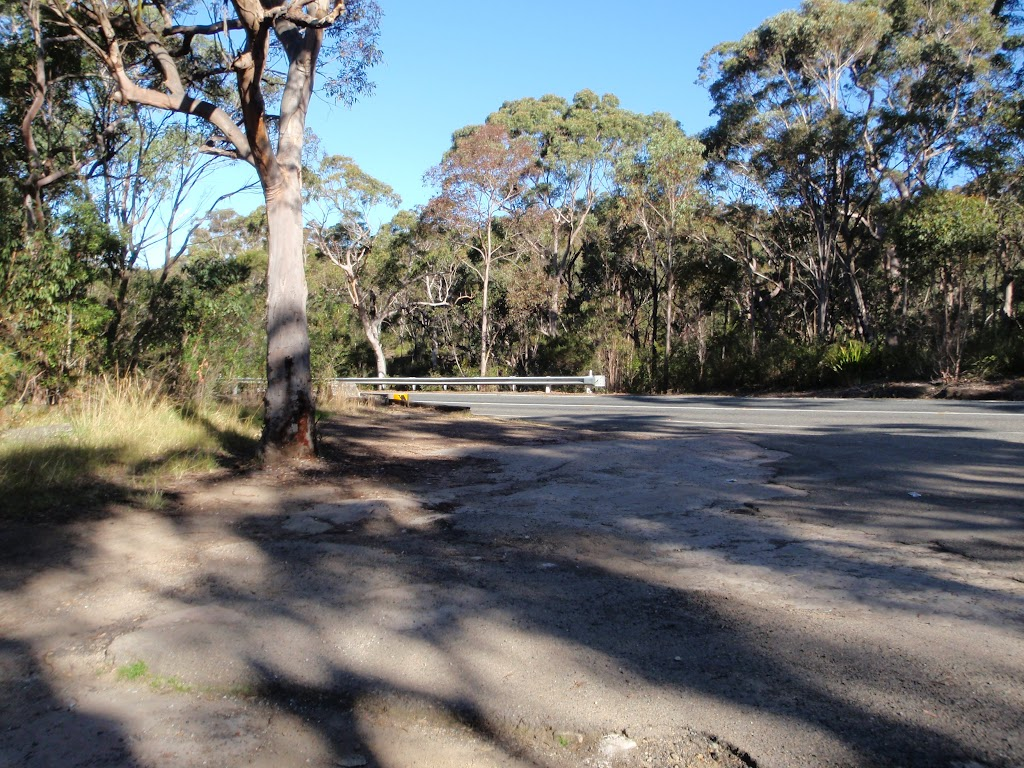 Flat Rock Creek car park