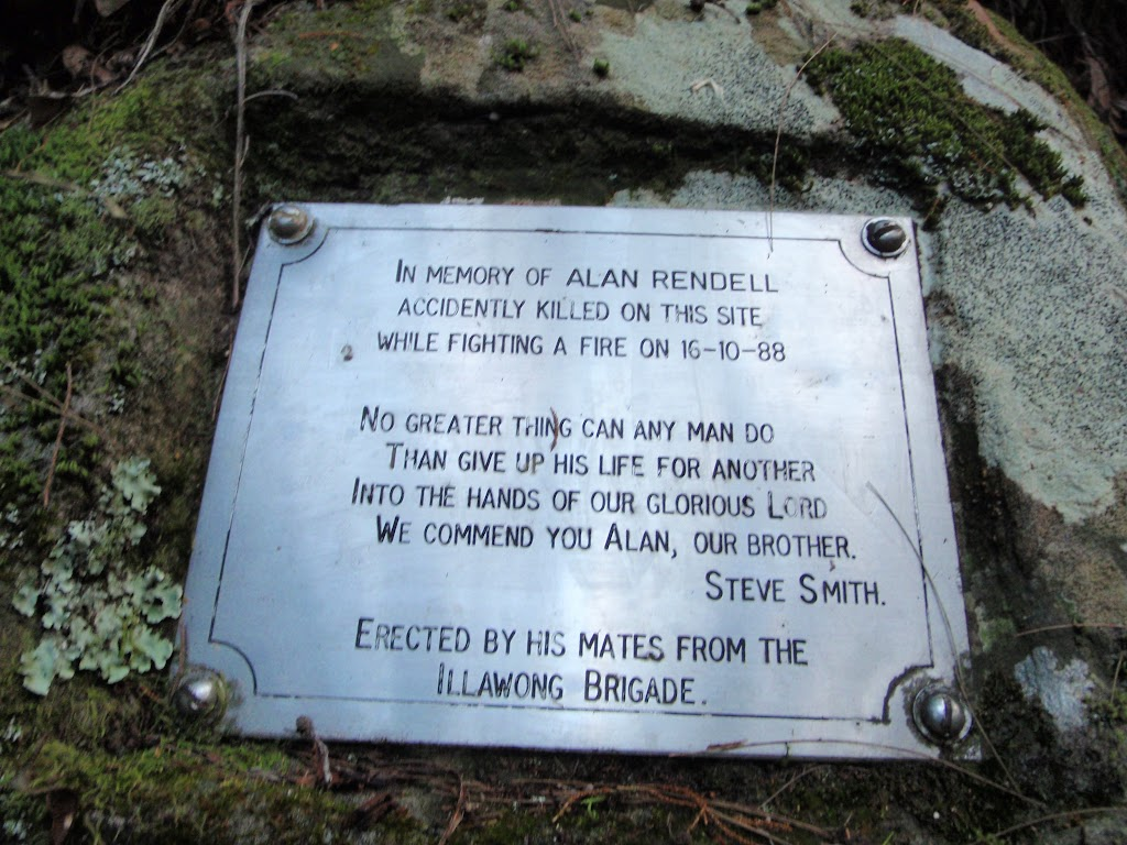 In memory of Alan Rendell