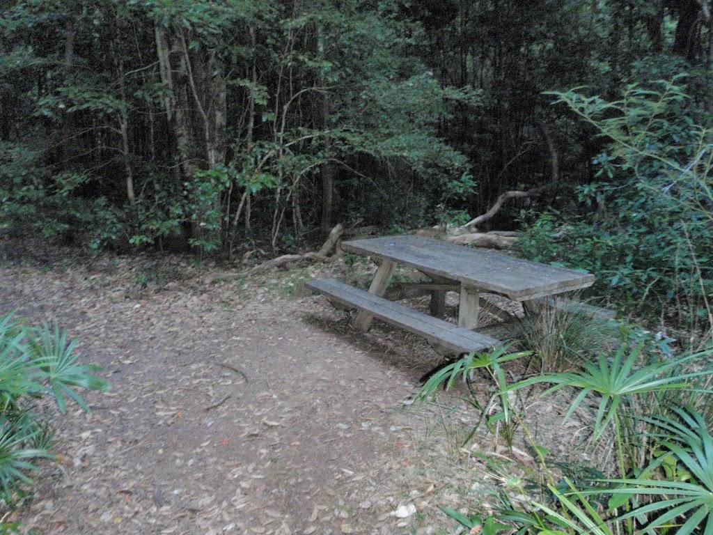 Palona Brook Picnic area