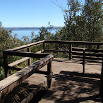 Great views over Tuggerah lake