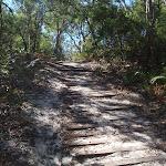 Erosion control board walk