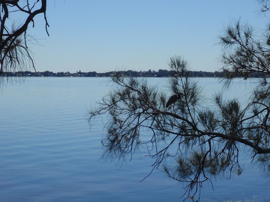 Across Tuggerah Lake