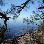 Lovely vista across Tuggerah lake