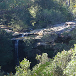 Piles Creek Falls from Bundilla Lookout (177819)
