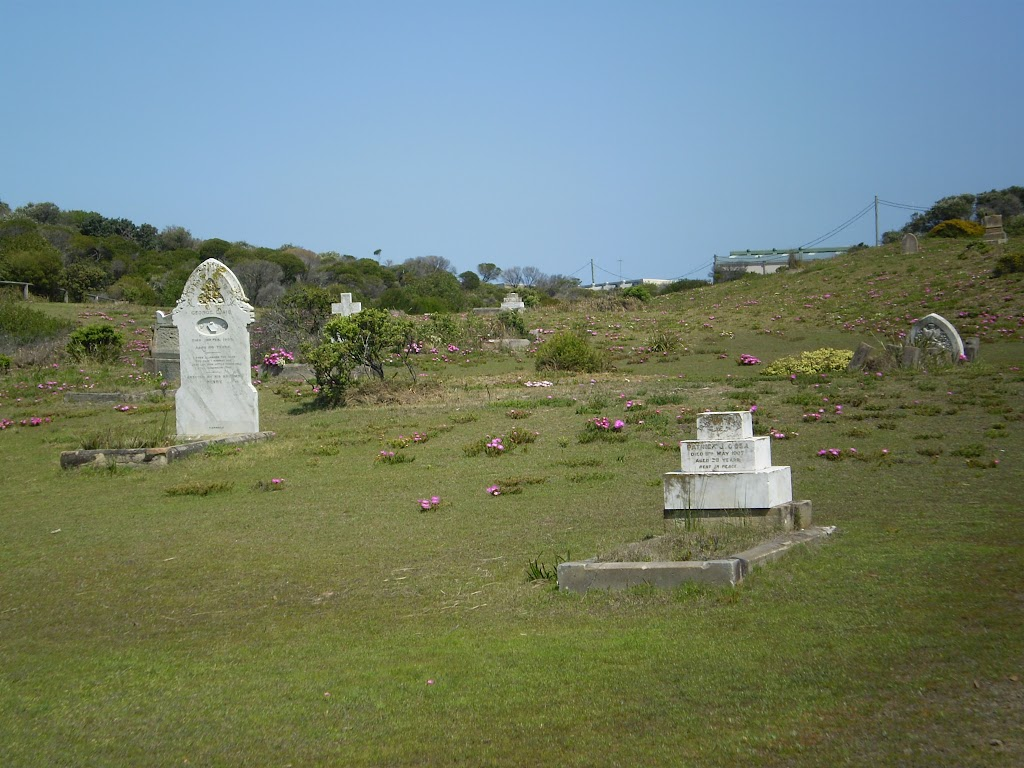 Coastal Cemetery, near Botany Bay National Park