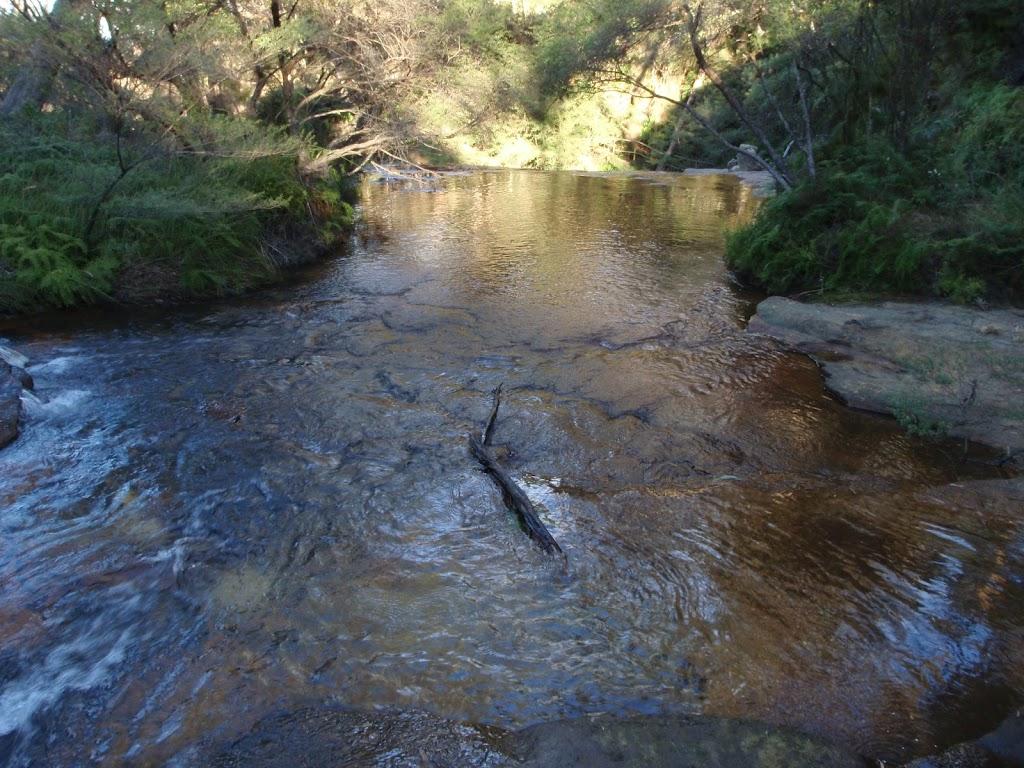 Jamison Creek above Weeping Rock