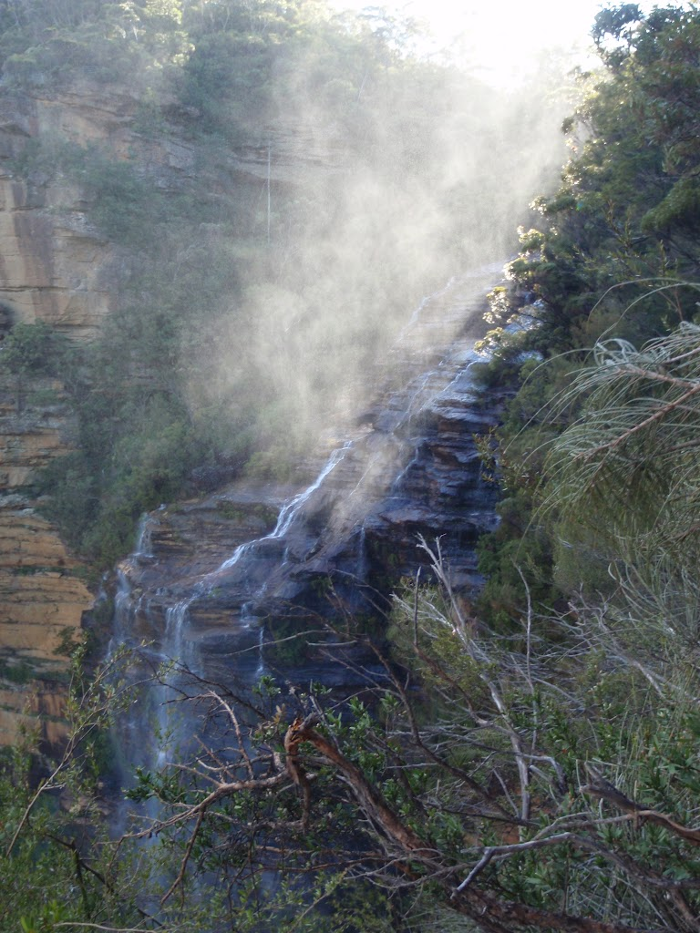 Wentoworth Falls from Grand Stairway (181263)