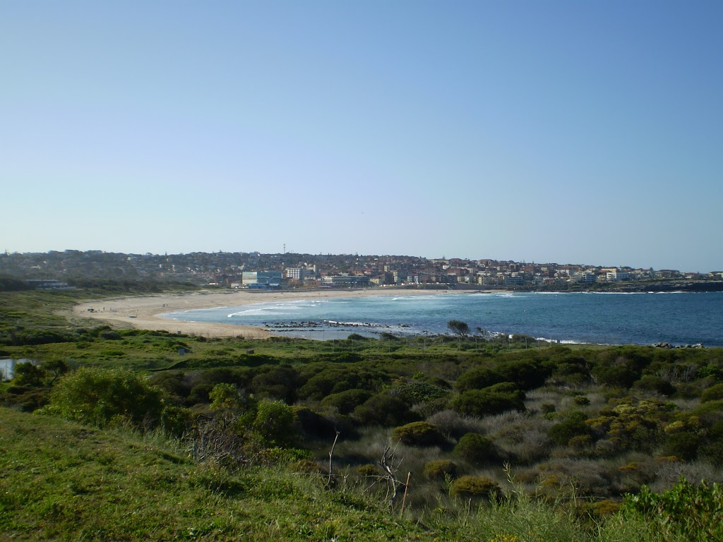 View of Maroubra Bay
