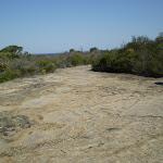 Crossing Rock platforms
