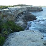 Coast line of Botany Bay National Park (18946)