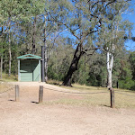 Bennetts Ridge campsite toilet (190371)