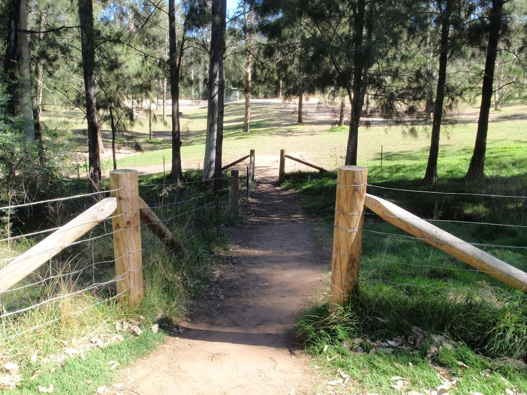 Track from Darug