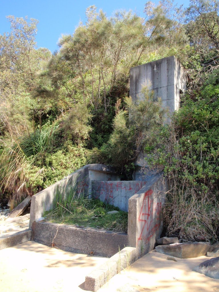 Stormwater outflow