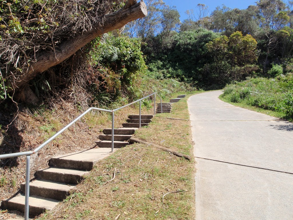 Access track to Bateau Bay beach (193724)