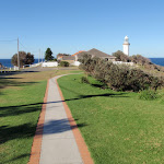 Footpath to the lighthouse (194774)