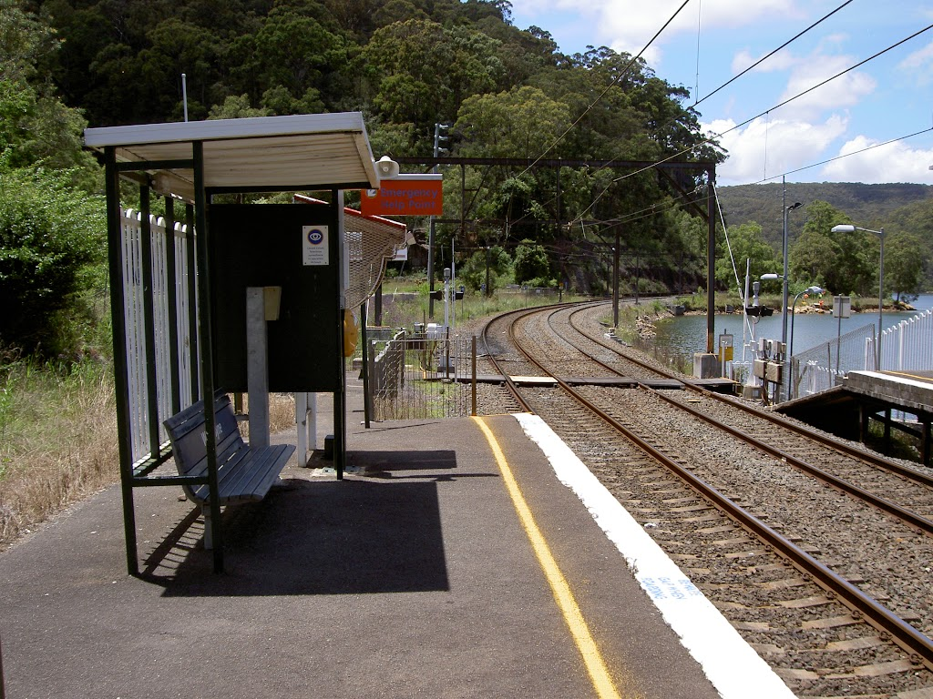 Wondabyne Station (19494)