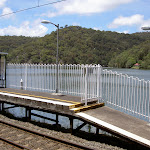 Wondabyne Station