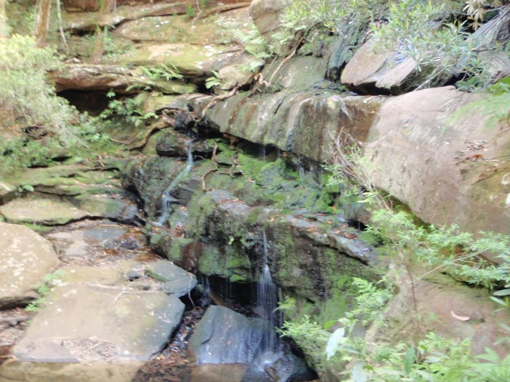 Side of Kariong Brook