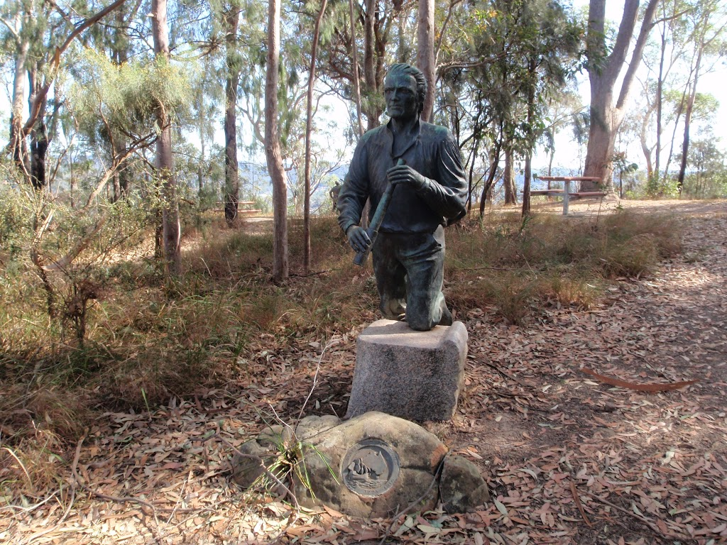 Sculpture of Matthew Flinders