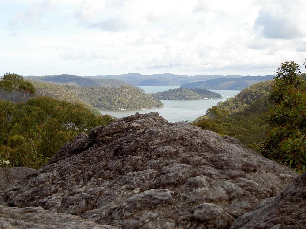 Mt Pindar Lookout